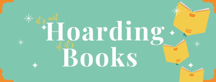 It's not Hoarding if it's Books!